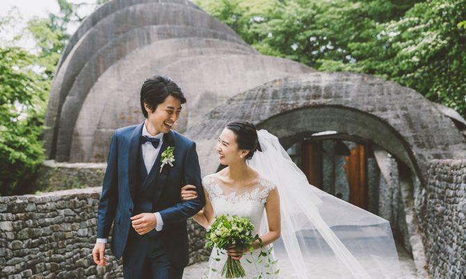 写真:ふたりだけの軽井沢結婚式・挙式相談会