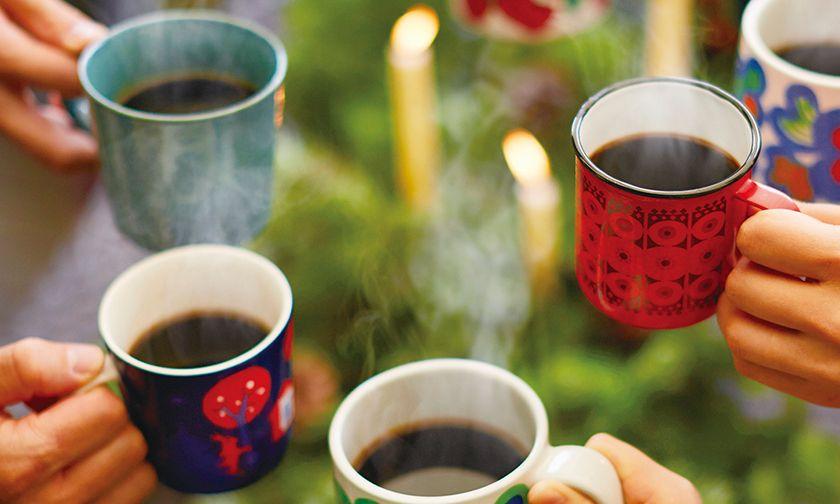 写真:スイーツとコーヒーで深める絆、FIKA(フィーカ)の時間