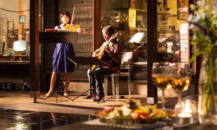写真:水辺の音楽会
