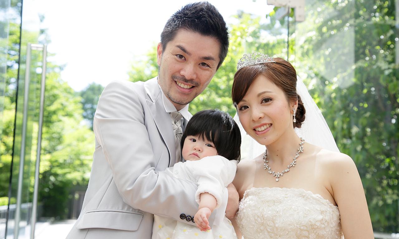写真:子育てと結婚式準備は両立できる?