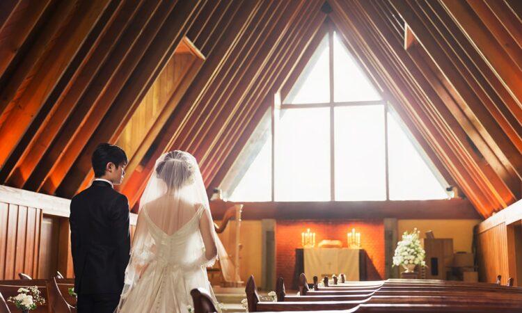 写真:おふたりだけの結婚式・挙式プラン