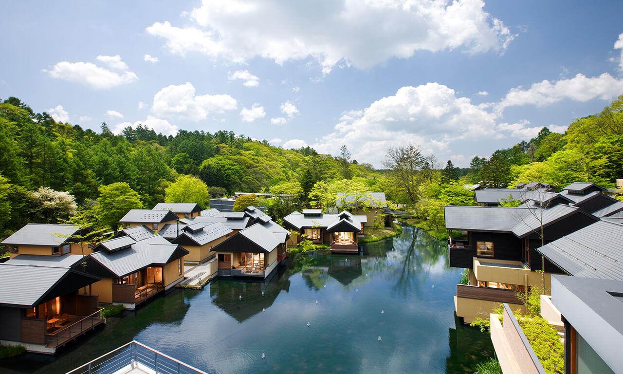 写真:贅沢な時間を楽しむ 星のや軽井沢ウエディングプラン