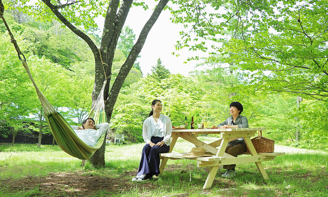 写真:のびのびピクニック
