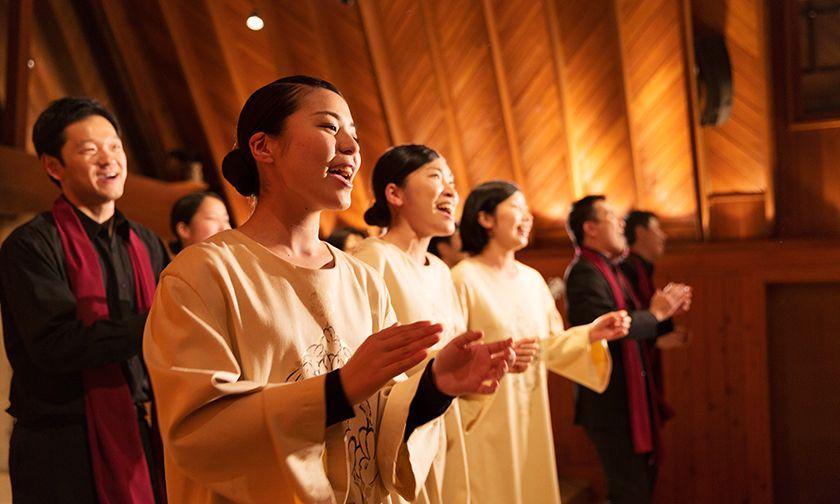 写真:クリスマス音楽礼拝